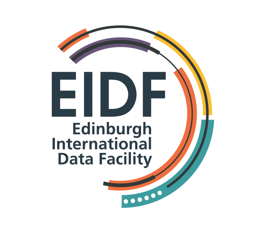 Edinburgh International Data Facility Logo