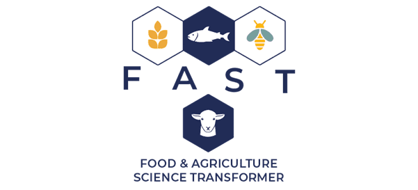 FAST - food & agriculture science transformer logo