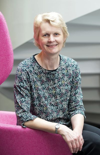 Image of Professor Judy Hardy