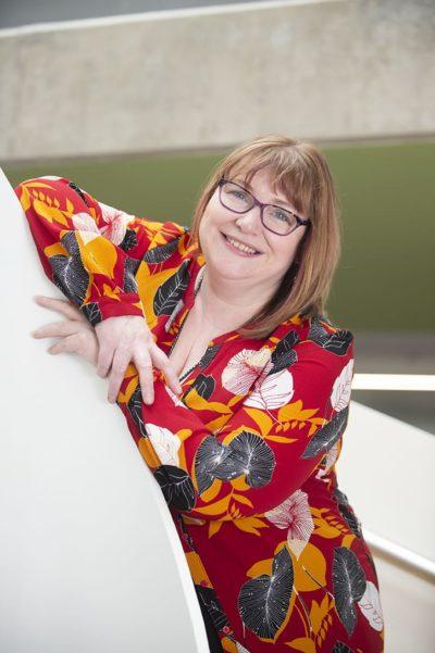 Image of Clare Adamson