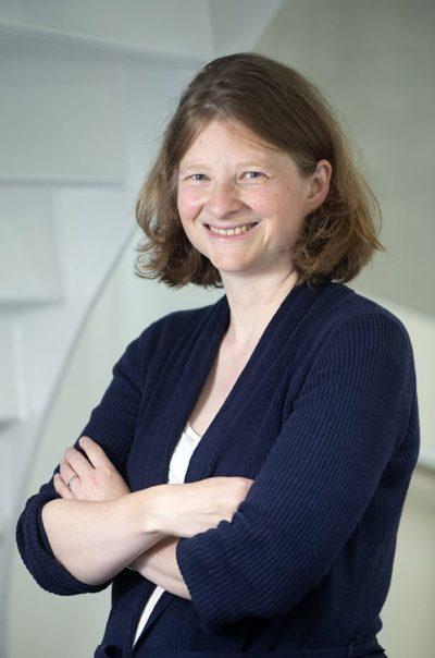 Image of Professor Rosalind Allen