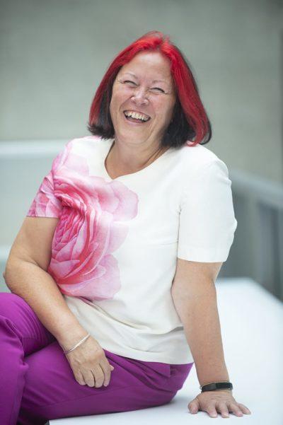 Image of Professor Lesley Yellowlees