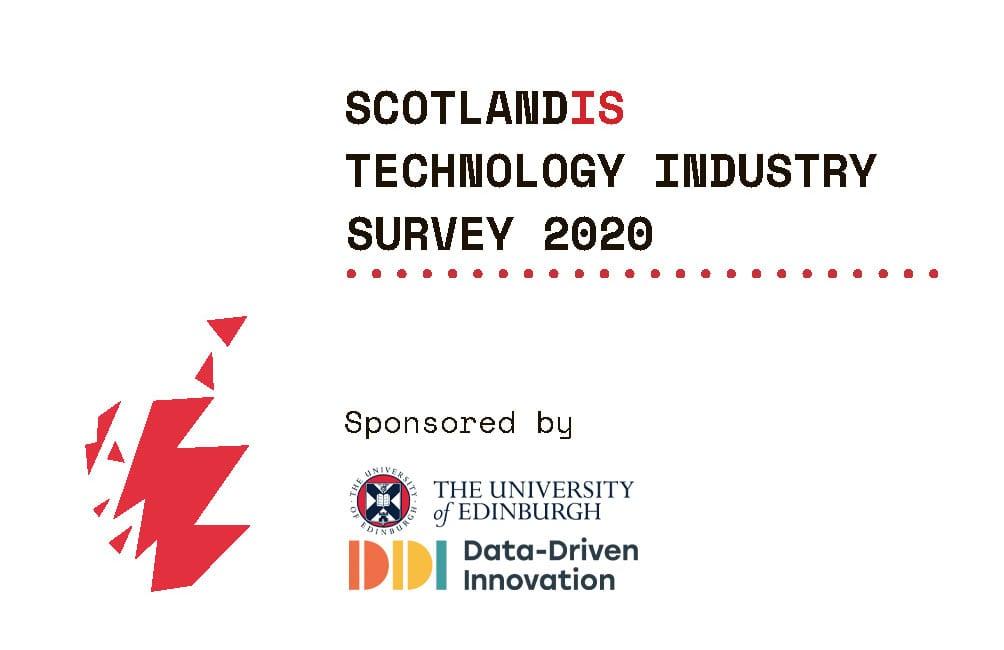 Scotlands Technology industry survey 2020 logo