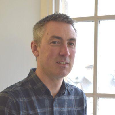 Image of Ben Willianson, a DDI Chancellor's Fellow