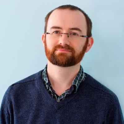 Image of Dr Colin Snodgrass, a DDI Chancellor's Fellow