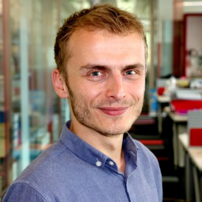 Linus Schumacher, a DDI Chancellor's Fellow