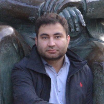 Image of Syed Ahmer