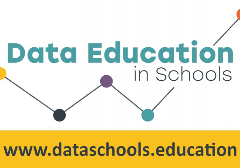 Data education in schools logo